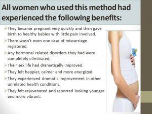 pregnancy miracle book by lisa