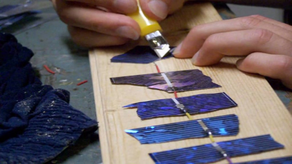 Step For How To Make A Solar Panel At Home